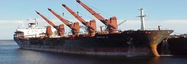 crane kapal